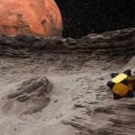 NASAが無重力でも活動可能な「ヘッジホッグ・ロボット」を公開