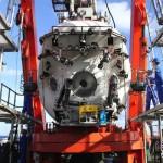 7000M級潜水艇『蛟龍号』を開発中の中国・瀋陽自動化研究所が韓国と提携