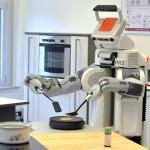 ロボットがレシピを読んで料理!?ドイツ「PR2」の開発が進む