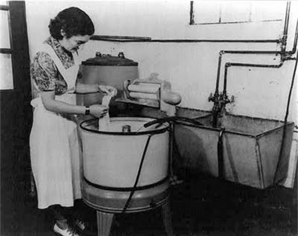 洗濯機の歴史