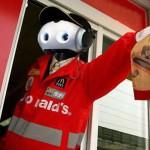 マクドナルドがロボット導入で世界的に人件費を削減!?