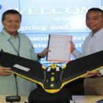 フィリピンの航空当局が商業用ドローンを初認可