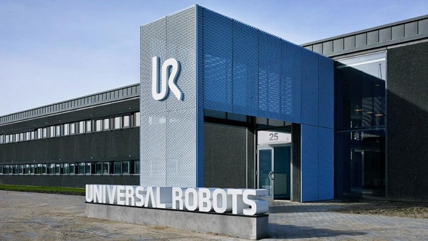 ユニバーサルロボット本社