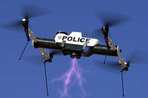 ノースダコタ州の警察がドローン配備