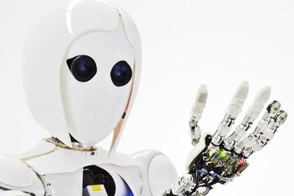 美女ロボットAILAサムネイル