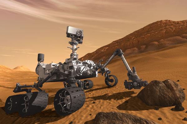 火星2020ローバーミッション