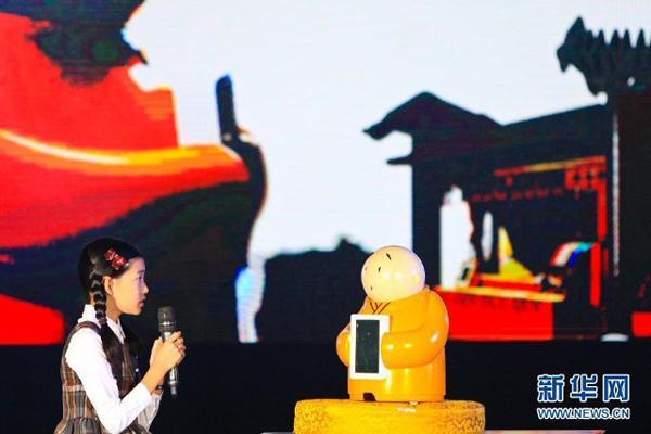 僧侶ロボットシェンナー