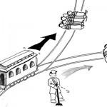 【法律解説】完全自動運転自動車とトロッコ問題について