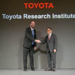 トヨタがシリコンバレーに研究所設立。プラット氏の指針は?