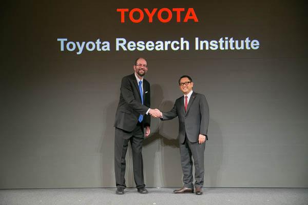 トヨタがシリコンバレーに投資