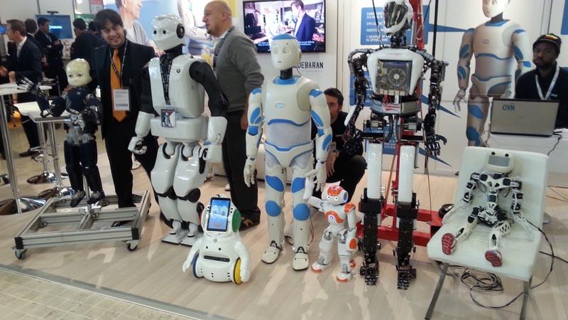 ビジネスとロボット