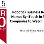 米メディア「最も影響力が大きい世界50大ロボット企業」発表