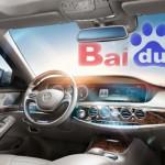 中国・百度(バイドゥ)、自動走行車の商用化に意欲