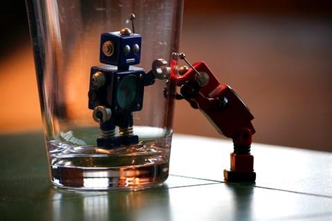ロボットの夢