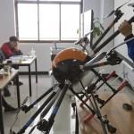 中国がドローンパイロット養成に注力、スクール数40校以上
