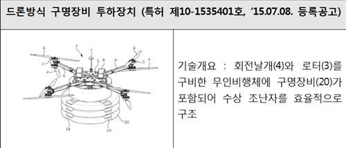 韓国ドローン特許2