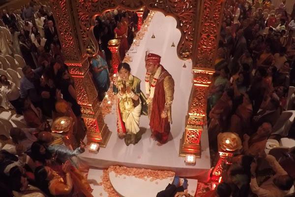 インド_結婚式