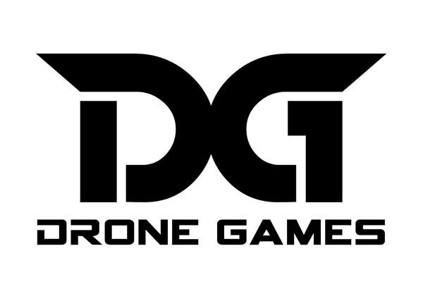 ドローンゲームスロゴ