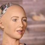 AIロボット・ソフィアが「私は人類を破滅させる」と語る