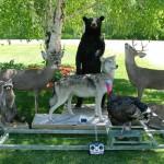 米動物保護当局「動物型囮ロボットで密猟者をおびき寄せる」