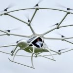ドローンタクシー構想が現実に!?「VC200」が有人テスト飛行に成功