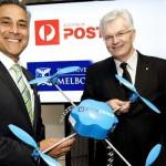 オーストラリア政府が郵政事業へのドローン導入を進める