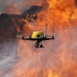 カナダで大規模な山火事…州政府がドローンで原因の特定へ