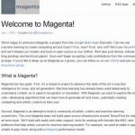 Googleの新AIプロジェクト・マゼンタ、音楽分野に挑戦