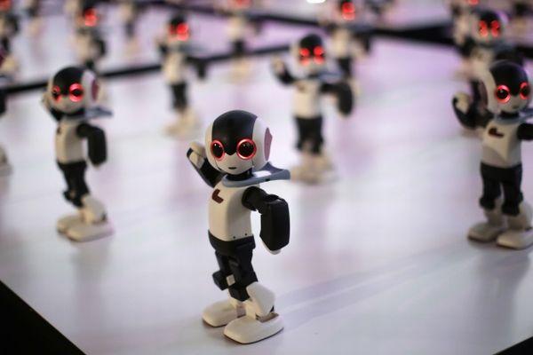 ロボット_人口知能