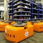 ドイツ銀行「amazonがキバロボットで運用コスト20%削減」