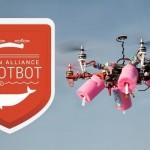 クジラ調査用ドローン「スノットボット」が公開される