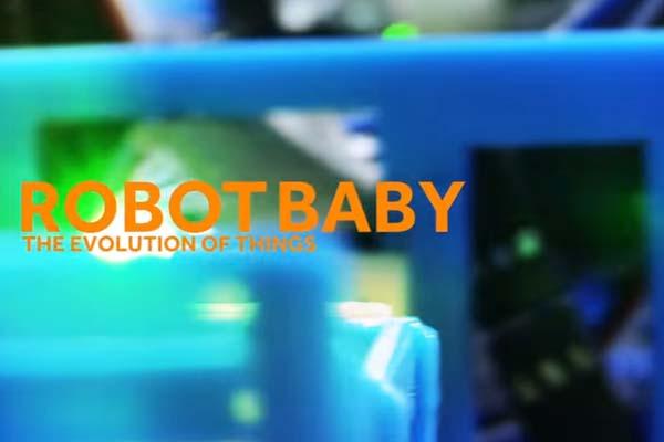 ロボットベイビープロジェクト2