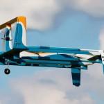 アマゾンが英国で配達用ドローンのテスト飛行を行う予定