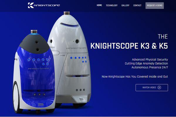 警備用ロボット_K5
