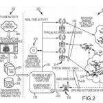 ディズニーエンタープライズがドローン演出の特許を登録
