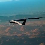 facebookのネットインフラ・ドローン「アクイラ」が試験飛行
