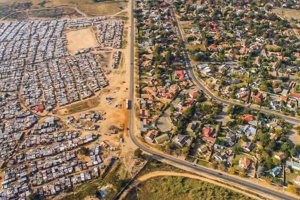 ドローン空撮_南アフリカ
