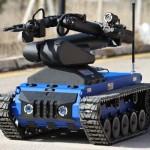 トルコ企業アセルサンが高性能な爆弾処理ロボットを実用化