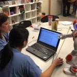 リソースナースを支援するAIロボットの開発が進む