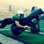 アメリカンフットボールの全プロチームがロボットで実戦訓練!?