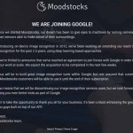 Googleが画像認識技術のAI企業・ムードストックスを買収