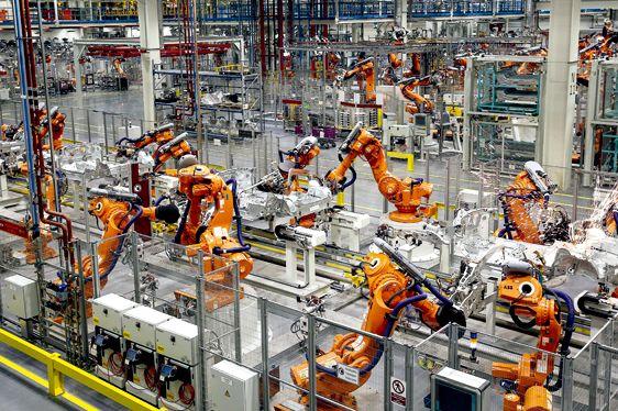 ロボット_中国