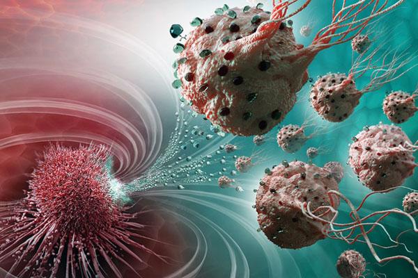 ナノロボット_癌治療
