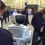 米警察「ロボットで犯人逮捕」ロシア警察「ロボット逮捕・拘束」