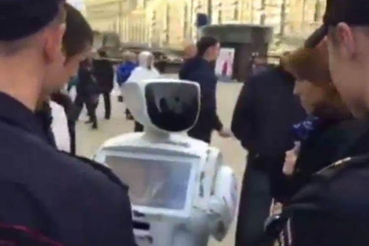 ロボット_ロシア