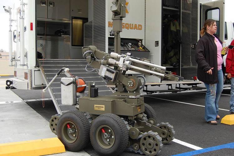 ロボット_LA警察
