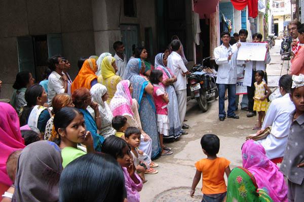 インド_医療産業