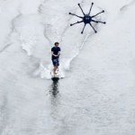 サーファーがドローンに牽引される「Dronesurfing」が気になる