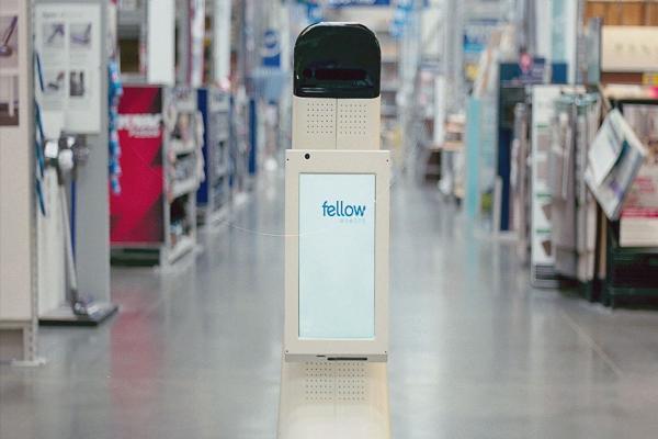 買い物支援ロボット_NAVii