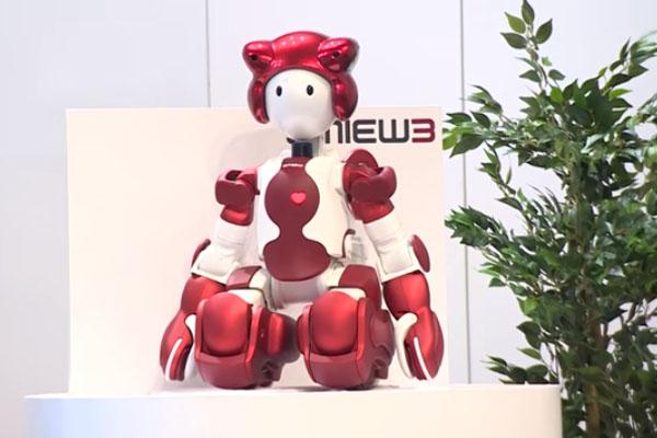 ロボット_emiew3_日立製作所